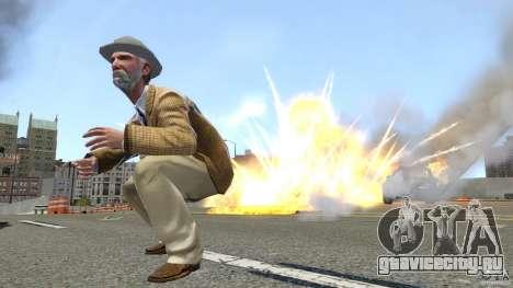 Explosion & Fire Tweak 1.0 для GTA 4 шестой скриншот