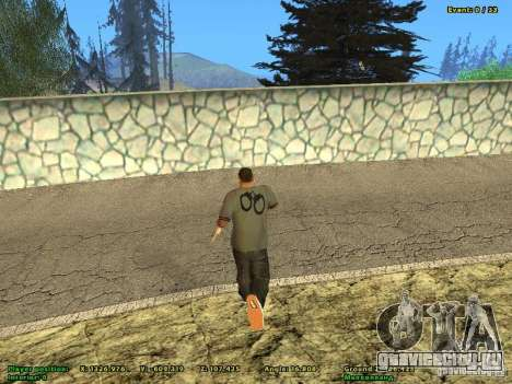 DMX для GTA San Andreas второй скриншот