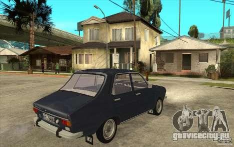 Dacia 1300 v2 для GTA San Andreas вид справа