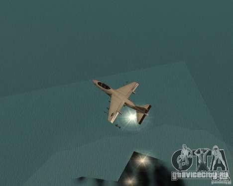 Cluster Bomber для GTA San Andreas пятый скриншот