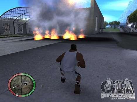 Динамит MOD для GTA San Andreas седьмой скриншот