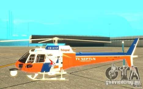 AS-350 TV для GTA San Andreas