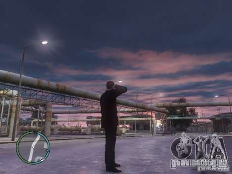 ENBSeries 0.079 SORA для GTA 4 девятый скриншот