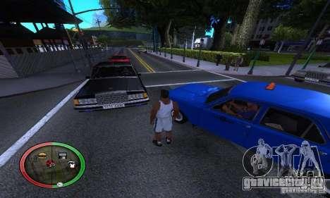 NEW STREET SF MOD для GTA San Andreas пятый скриншот