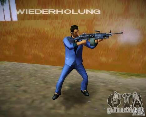 FN M249 для GTA Vice City