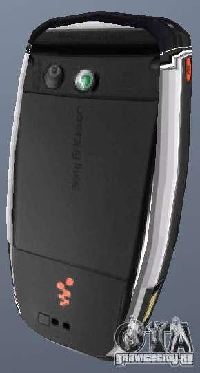 Sony Ericsson W880i для GTA San Andreas второй скриншот