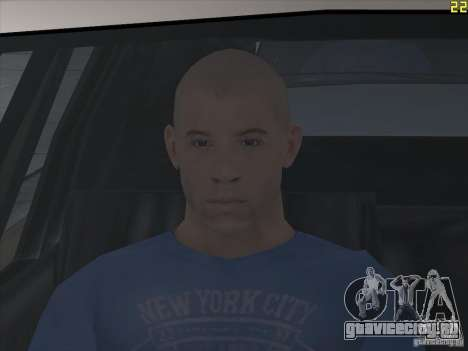 Вин Дизель для GTA San Andreas