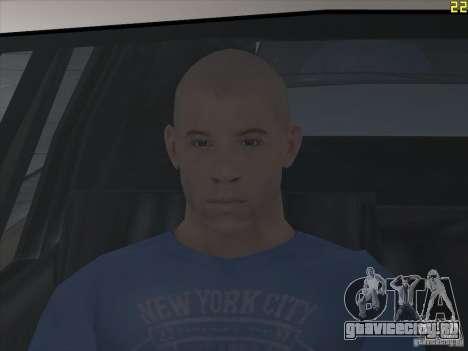 Вин Дизель для GTA San Andreas третий скриншот