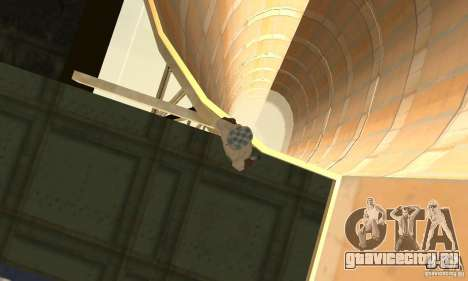 Airport Stunt для GTA San Andreas пятый скриншот