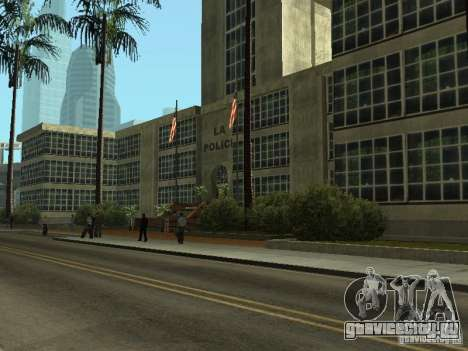 The Los Angeles Police Department для GTA San Andreas