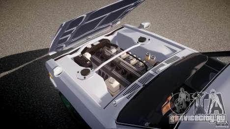 Nissan Skyline GC10 2000 GT v1.1 для GTA 4 вид снизу