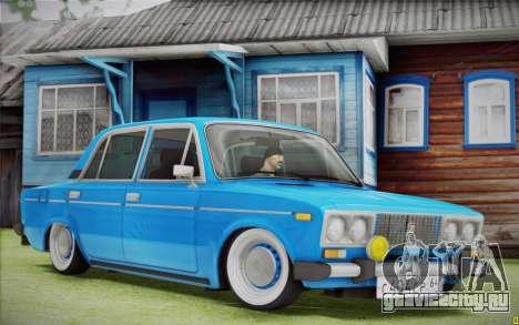 ВАЗ 2106 Ретро для GTA San Andreas