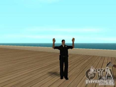 Трусливые копы для GTA San Andreas третий скриншот