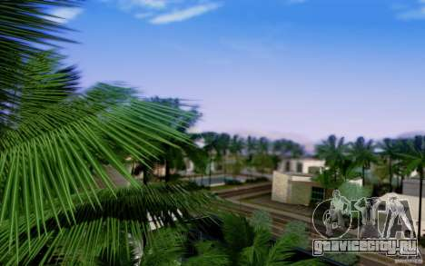 Новый Таймцикл для GTA San Andreas пятый скриншот