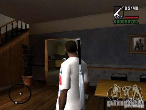 Игрок смотрит туда, куда смотрите вы для GTA San Andreas третий скриншот