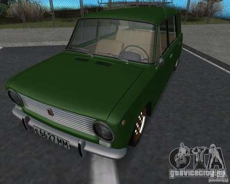 ВАЗ 2102 Florida для GTA San Andreas вид справа