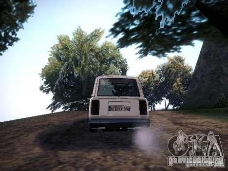 Ваз 2104 Пневмо для GTA San Andreas вид сзади слева