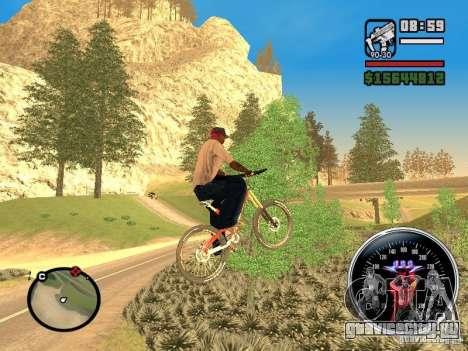 Speed Udo для GTA San Andreas второй скриншот