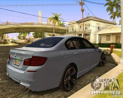 NFS The Run ENBSeries by Sankalol для GTA San Andreas шестой скриншот