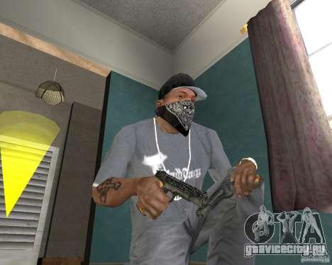 New Colt45 для GTA San Andreas