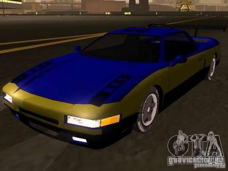 Infernus v 1.2 для GTA San Andreas