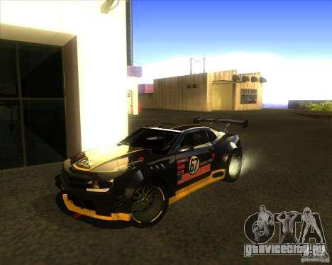 Chevrolet Camaro для GTA San Andreas вид сбоку