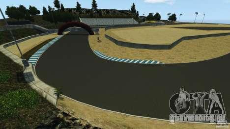 Laguna Seca [Final] [HD] для GTA 4 десятый скриншот