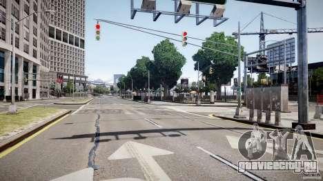 Realistic ENBSeries By batter для GTA 4 одинадцатый скриншот