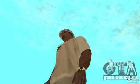 Rolex skin 8 для GTA San Andreas второй скриншот