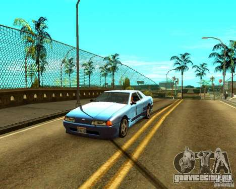 ENBSeries by Sashka911 v2 для GTA San Andreas четвёртый скриншот