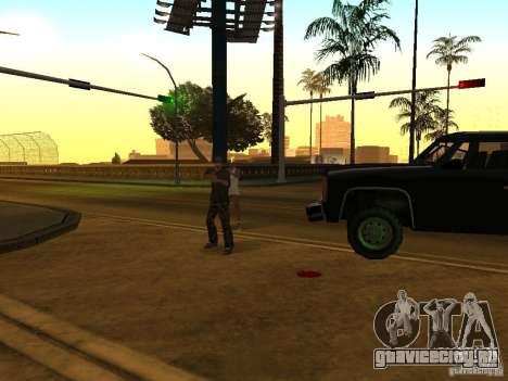 Замаскированные копы для GTA San Andreas четвёртый скриншот