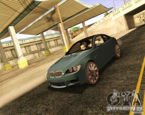 NFS The Run ENBSeries by Sankalol для GTA San Andreas седьмой скриншот