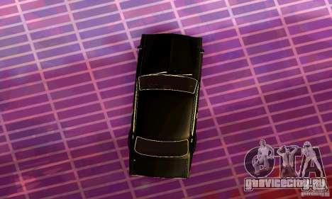 Nissan Skyline 2000-GTR для GTA San Andreas салон