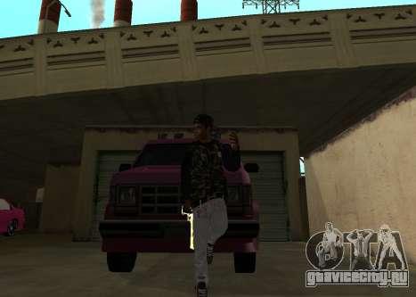 A$AP Rocky для GTA San Andreas второй скриншот