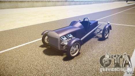 Vintage race car для GTA 4