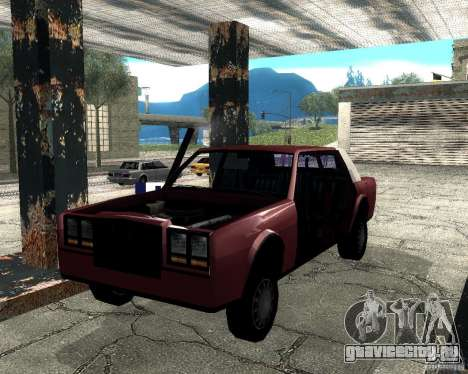 Derby Greenwood Killer для GTA San Andreas