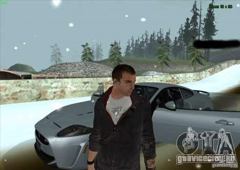 Desmond Miles для GTA San Andreas