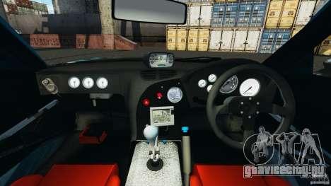 Mazda RX-7 RE-Amemiya v2 для GTA 4 вид сзади