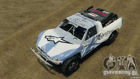 Chevrolet Silverado CK-1500 Stock Baja [EPM] для GTA 4 вид сбоку