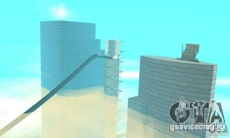 Airport Stunt для GTA San Andreas