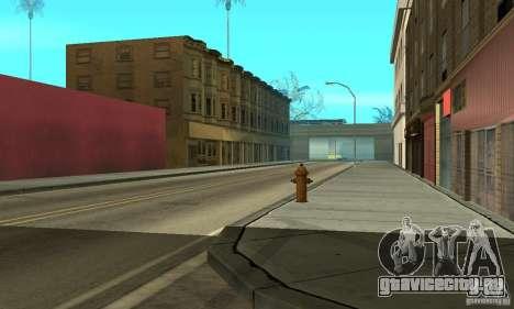 New Island для GTA San Andreas третий скриншот