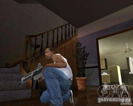 MP5K для GTA San Andreas второй скриншот