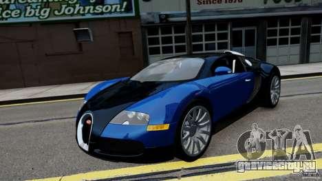 Bugatti Veyron 16.4 v1.0 wheel 2 для GTA 4