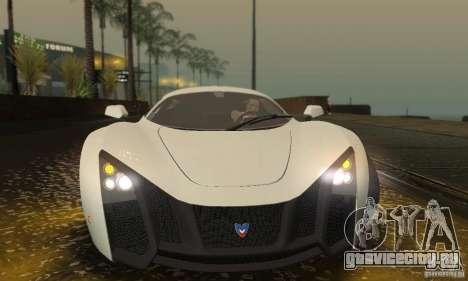ENBSeries by dyu6 для GTA San Andreas пятый скриншот