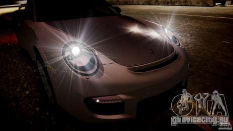 Porsche 911 GT2 RS 2012 для GTA 4 вид сзади
