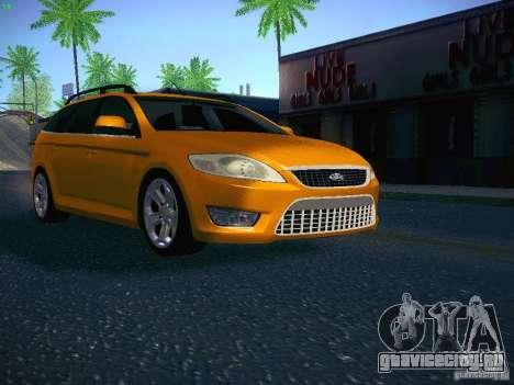 Ford Mondeo Sportbreak для GTA San Andreas
