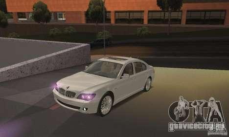 Пурпурный цвет фар для GTA San Andreas второй скриншот