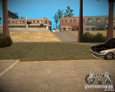 New textures beach of Santa Maria для GTA San Andreas восьмой скриншот