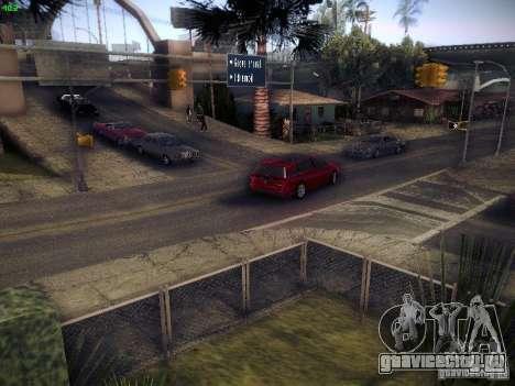 Todas Ruas v3.0 (Los Santos) для GTA San Andreas третий скриншот