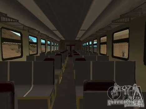 ЭР2 8011 для GTA San Andreas вид справа